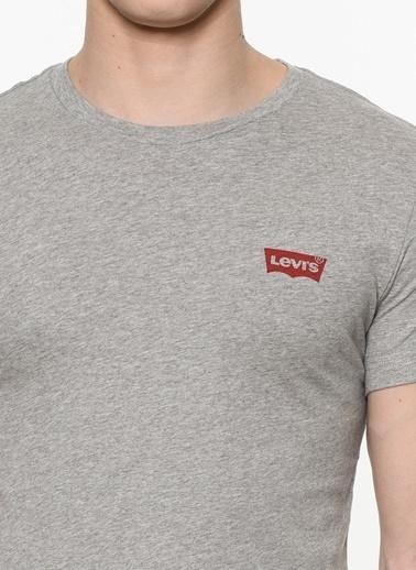 Levi's® Erkek Tişört ıkili Paket 79681-0001 Renkli